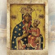 Ozeryanskaya Icon of the Mother of God