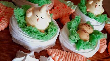 Пасхальные сладости